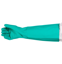 Chemical Resistant Nitrile Gloves