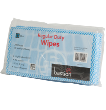 Regular Duty Wipes - Packs - Sheet Size 30x60cm