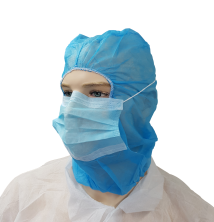 PP Hood With Mask